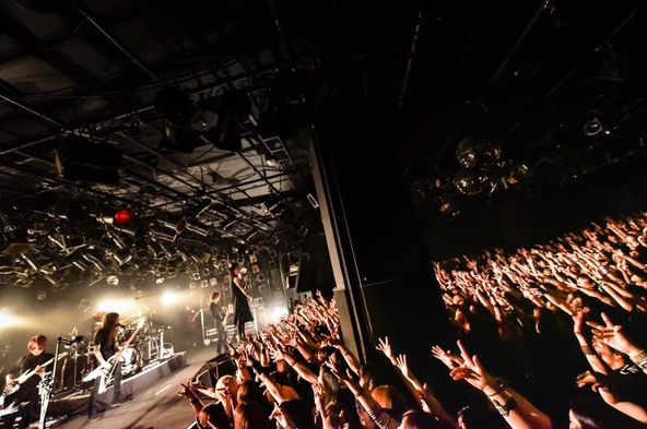 11月15日@渋谷CLUB QUATTRO (okmusic UP\'s)