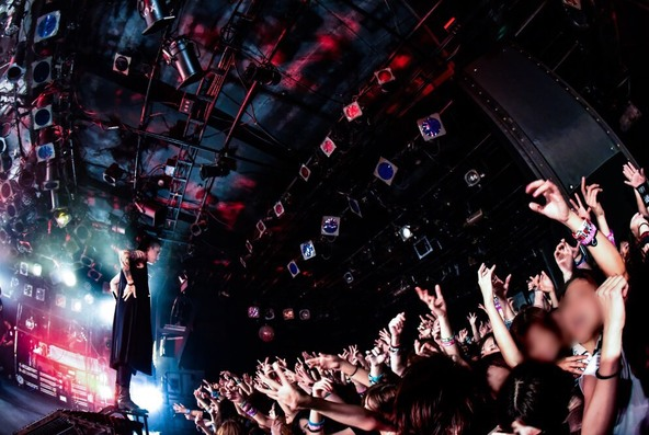 11月15日@渋谷CLUB QUATTRO (okmusic UP's)