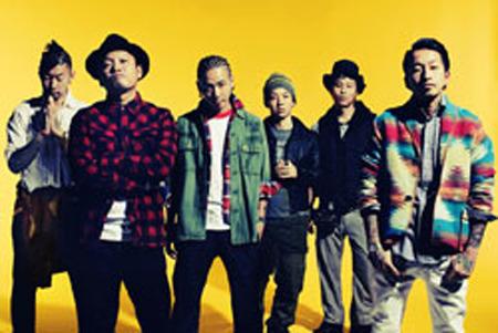 『OGA NAMAHAGE ROCK FESTIVAL』常連となっているミクスチャー・ロックバンド山嵐 (c)Listen Japan