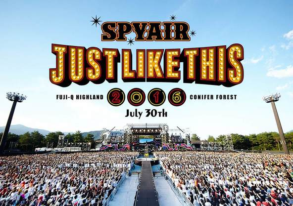 DVD『JUST LIKE THIS 2016』【通常盤】 (okmusic UP's)