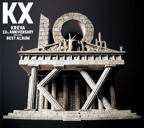 アルバム 『KX』 【初回限定盤】 (okmusic UP\'s)