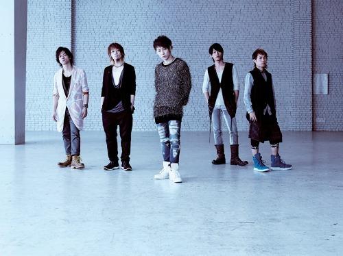 ミュージックビデオ上映会第2弾を実施するUVERworld (c)Listen Japan