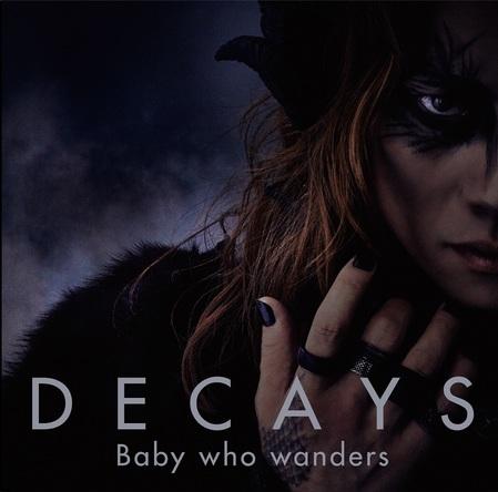 アルバム『Baby who wanders』【初回生産限定盤A】(CD+DVD) (okmusic UP's)