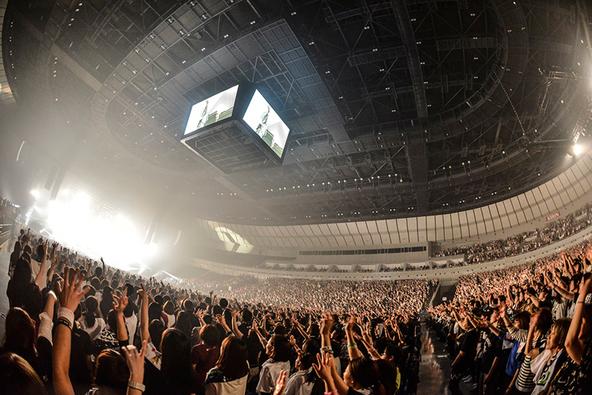 11月16日@神奈川県・横浜アリーナ (okmusic UP's)