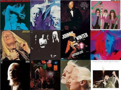 来日公演も好評だったジョニー・ウィンターの過去作12作が再発 (c)Listen Japan