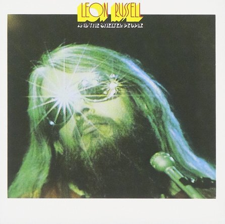 『Leon Russell And The Shelter People』('71)/Leon Russell (okmusic UP\'s)