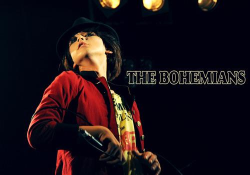 8月にメジャーデビューアルバムをリリースするTHE BOHEMIANS (c)Listen Japan