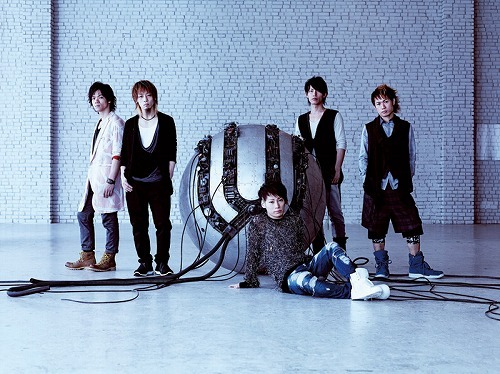 約1年ぶりのアルバムをリリースするUVERworld (c)Listen Japan