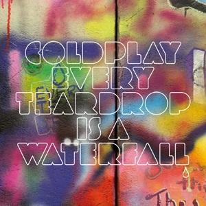 コールドブレイの最新シングル「ウォーターフォール 〜一粒の涙は滝のごとく(原題: Every Teardrop Is A Waterfall )」 (c)Listen Japan