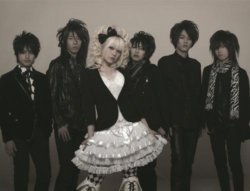 メジャーデビューが決定したLIGHT BRINGER (c)Listen Japan