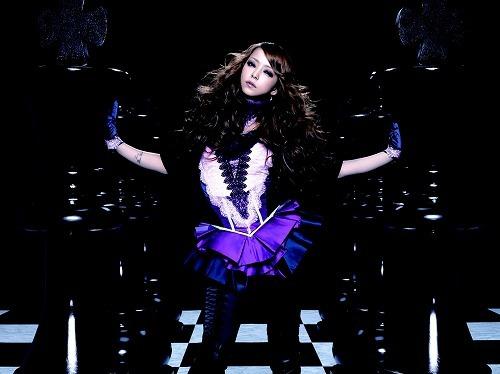 新曲「Fight Together」の着うた(R)先行配信がスタートした安室奈美恵 (c)Listen Japan