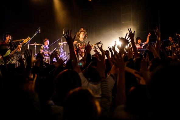 11月18日(金)@恵比寿LIQUIDROOM (okmusic UP's)