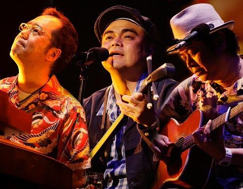今年は石垣島で「うたの日コンサート」を開催するBEGIN (c)Lisnten Japan