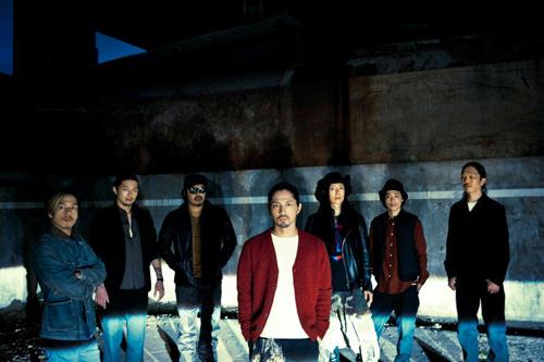 kjの体調不良によりOKAMOTO'Sとの対バンが延期となったDragon Ash (c)Listen Japan