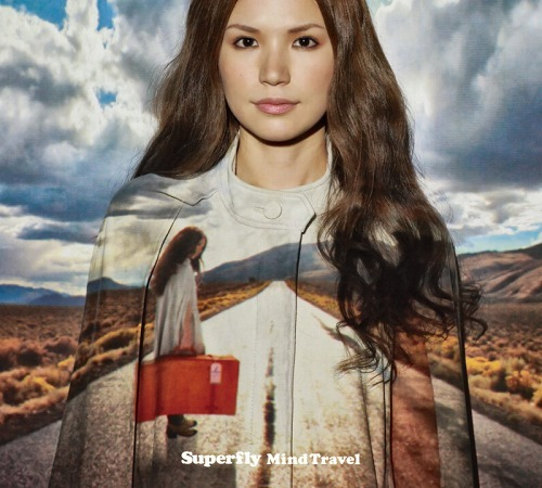 3rdアルバム『Mind Travel』をリリースするSuperfly (c)Listen Japan