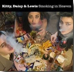 1stから3年キティー・デイジー&ルイスが新作をリリース (c)Listen Japan