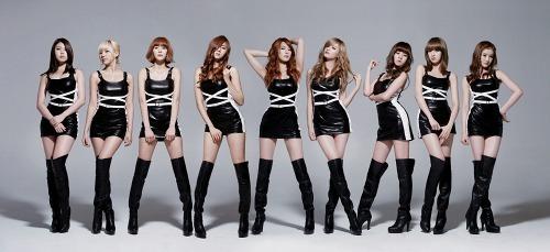日本デビューが決定した韓国ガールズグループ、AFTERSCHOOL (c)Listen Japan