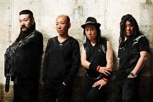 結成30周年を迎えるヘヴィメタル・ロックバンド、LOUDNESS (c)Listen Japan