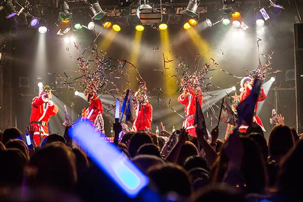 11月20日@表参道GROUND (okmusic UP's)