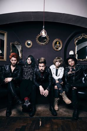 Crossfaith (okmusic UP's)