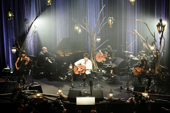 「MTV Unplugged:Yu Takahashi」 (okmusic UP's)