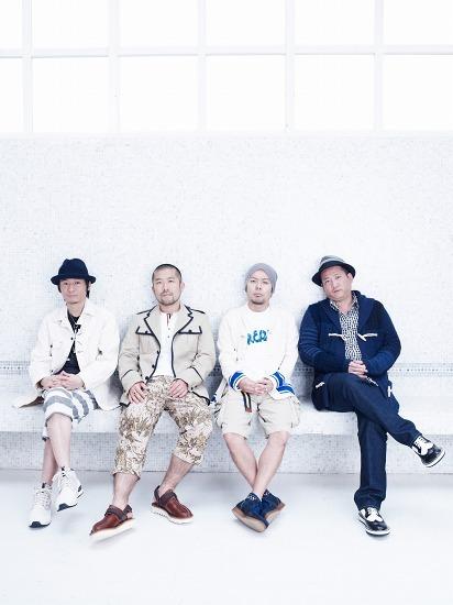 ニューシングル「こだま」をリリースするケツメイシ (c)Listen Japan