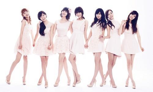 韓国から7人組ガールズグループ、RAINBOWが日本デビュー (c)Listen Japan