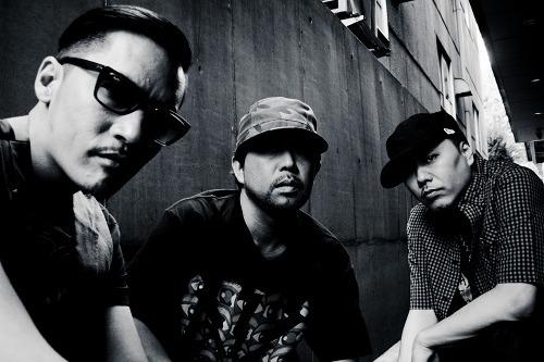 K DUB SHINE、ZEEBRA、DJ OASISの3人(キングギドラ)が約9年ぶりに集結! (c)Listen Japan