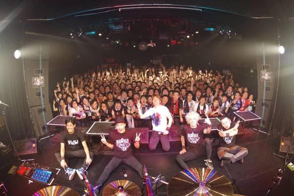 FLOW、男性限定ライブ「男風呂」 (okmusic UP's)
