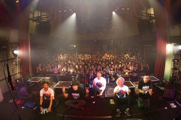 FLOW、女性限定ライブ「女風呂」 (okmusic UP's)