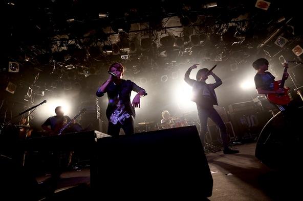 FLOW、ライブ写真 (okmusic UP's)