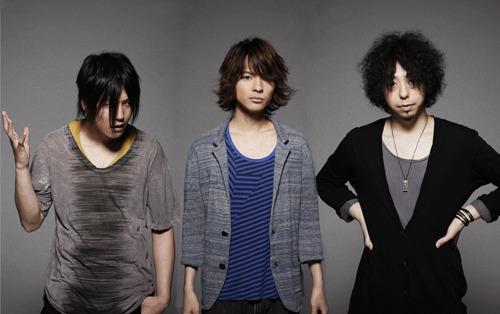 ニューアルバム発売記念番組をUstreamで配信するUNISON SQUARE GARDEN (c)Listen Japan