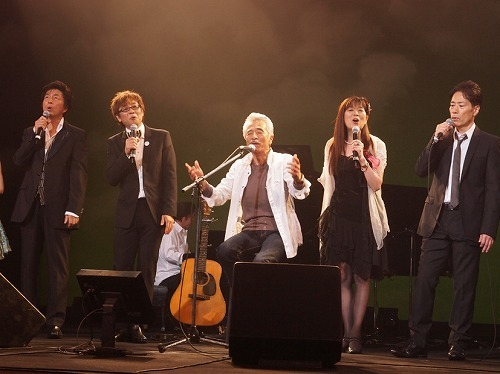 震災の影響で延期となっていた「みやぎびっきの会」のコンサートが東京で開催 (c)Listen Japan