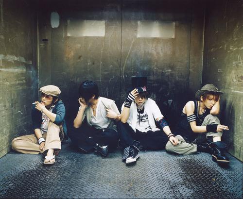 謎の「督促状」で7年ぶりのライブを発表したbaroque (c)Listen Japan