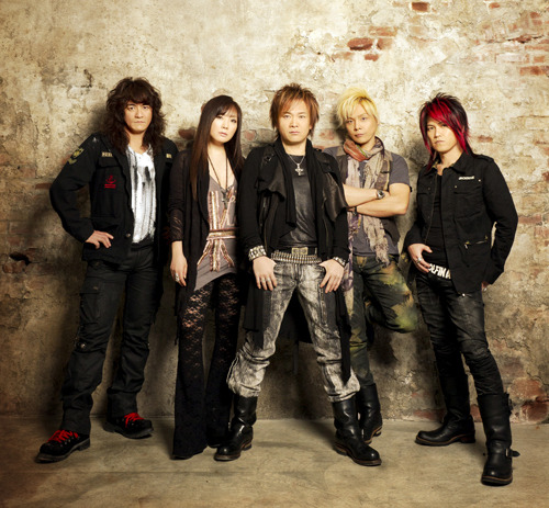 2011年度のツアー日程を発表したJAM Project (c)ListenJapan