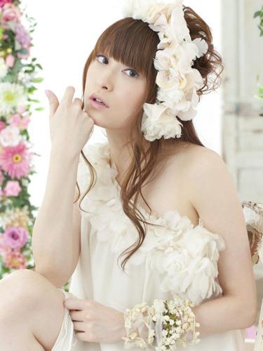「C3(シーキューブ)」ヒロイン・フィア役、そしてOP主題歌を担当する田村ゆかり (c)ListenJapan