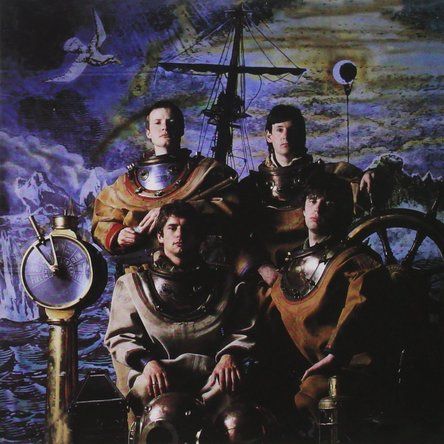 『Black Sea』('80)/XTC (okmusic UP\'s)