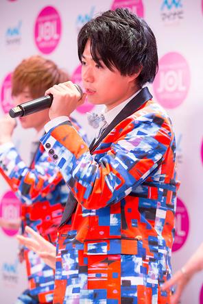 11月24日@JOL原宿 (okmusic UP's)