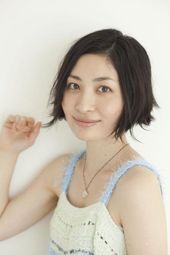 『アップルシードXIII〜遺言〜』舞台挨拶に登壇する坂本真綾 (c)ListenJapan