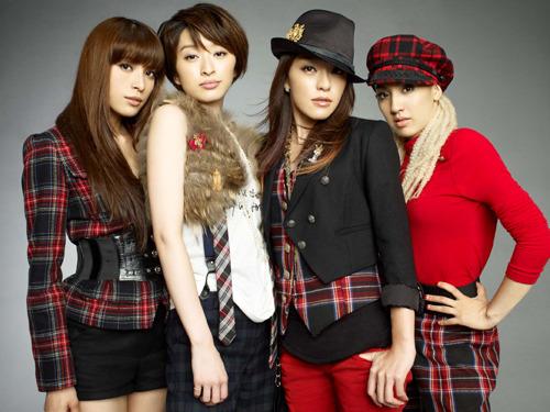 ニューシングルでBENNIE KのYUKIとコラボしたSPEED (c)Listen Japan