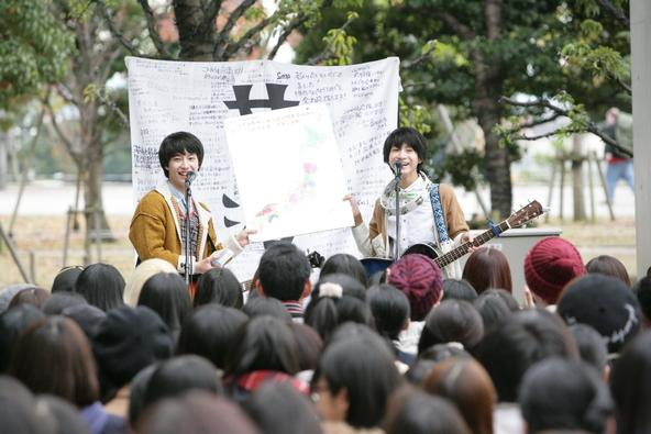 11月27日@ダイバーシティ東京プラザ フェスティバル広場 (okmusic UP\'s)