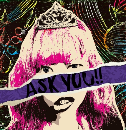 アルバム『ASK YOU!!』 (okmusic UP\'s)