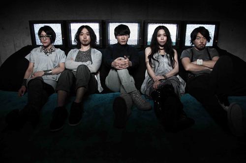 ニューシングルの詳細を発表したサカナクション (c)Listen Japan