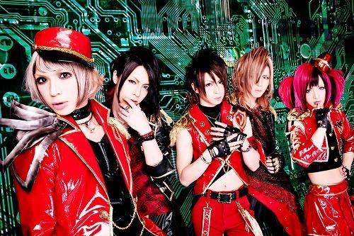 7月6日にシングル「RED EMOTION 〜希望〜」でメジャーデビューするν[NEU](ニュー) (c)Listen Japan