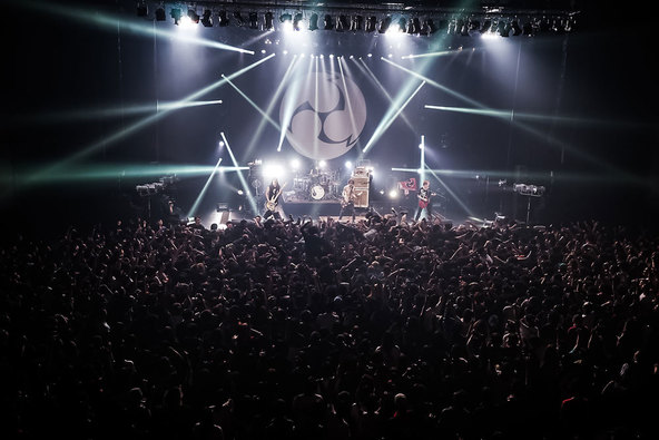 11月27日(日)@Zepp DiverCity(TOKYO) (okmusic UP's)