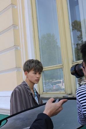 フォトブック『超特急×シベリア-この出会いは忘れない-〜スパシーバでハラショーなシベリア超特急の車窓から〜』場面写真 (okmusic UP\'s)