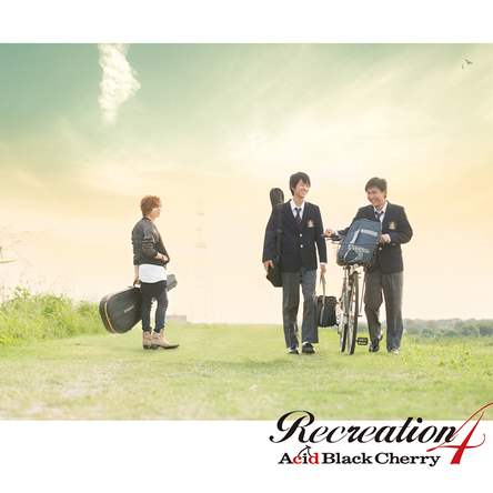 アルバム『Recreation 4』【CD+DVD】 (okmusic UP's)