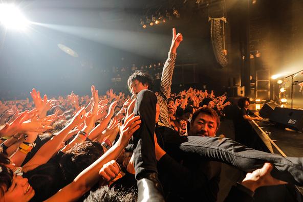11月25日@東京・赤坂BLITZ (okmusic UP\'s)