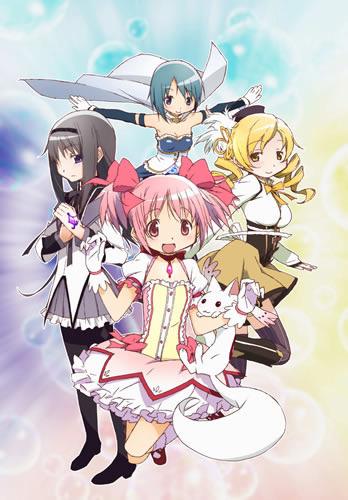国内外において熱い支持を獲得したTVアニメ「魔法少女まどか☆マギカ」 (C)Magica Quartet/Aniplex・Madoka Partners・MBS (c)ListenJapan