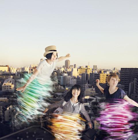 対バン形式のZEPPツアーを行うと発表したチャットモンチー (c)Listen Japan